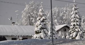 Foto: Neve a Piancavallo, Val dei Sass e Monte Tremol